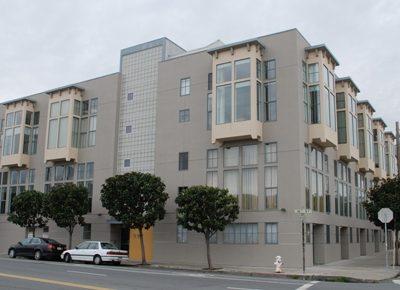 Mission condominiums