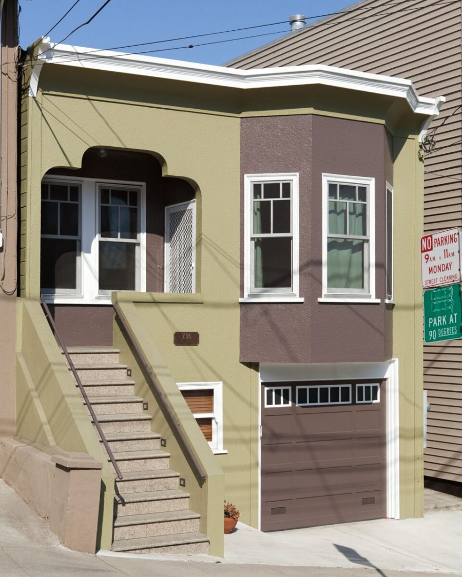 Exterior painting by CertaPro house painters in San Francisco, CA