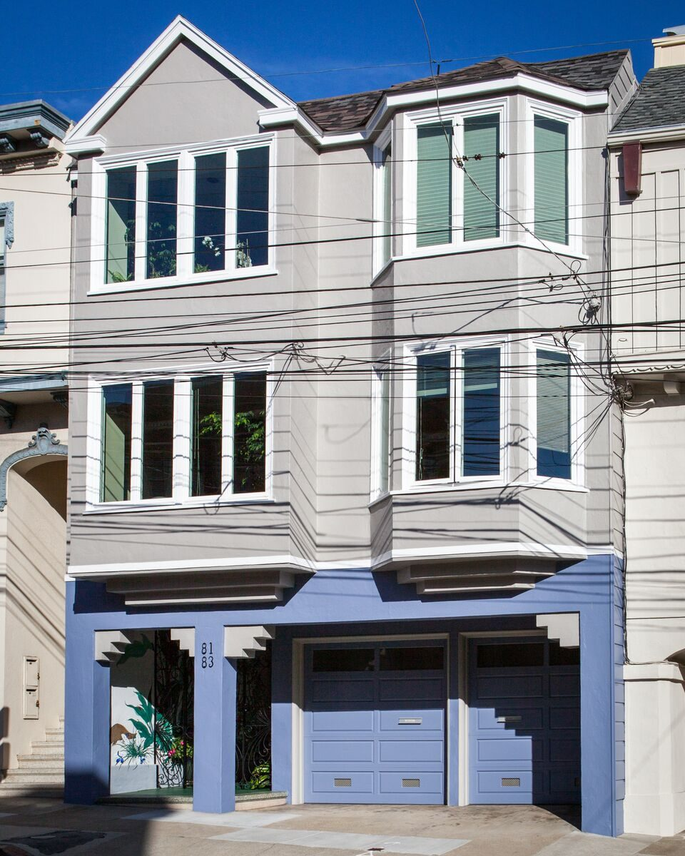 CertaPro Commercial Apartment painting in Noe Valley