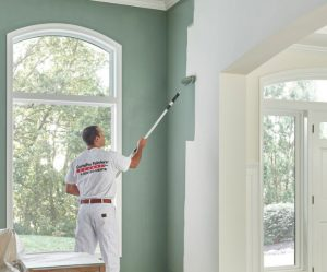 How To Paint High Ceilings And Walls Certapro Painters