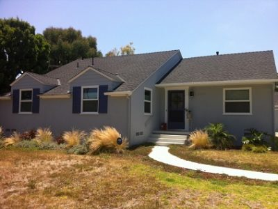 Exterior painting by CertaPro house painters in Santa Monica, CA