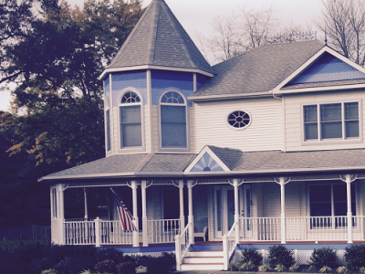 Exterior painting by CertaPro house painters in Pasadena, MD