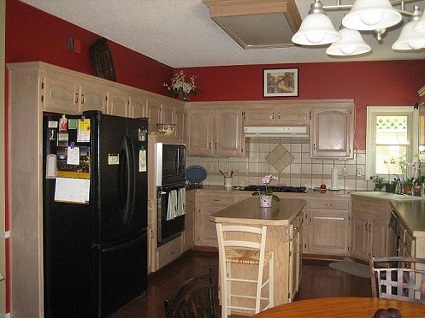 Interior painting in Overland Park by CertaPro Painters of Shawnee Mission, KS