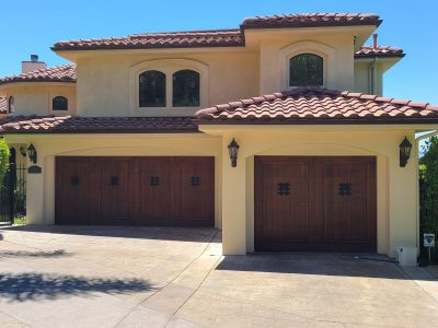 Stucco house in Sherman Oaks painted by CertaPro.