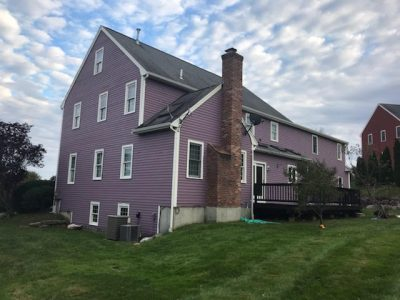 CertaPro Painters in Shrewsbury, MA. are your Exterior painting experts