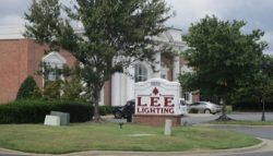 Lee Lighting Pineville, North Carolina Commercial Painting
