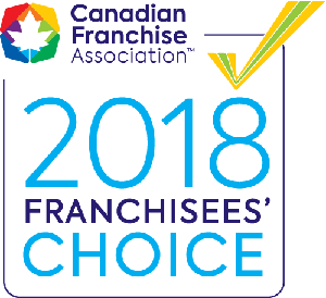 2018 Franchisees' Choice painters