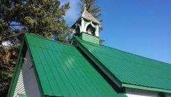 Church Roof Painting