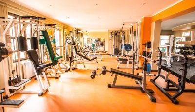 Commercial Gym Interior