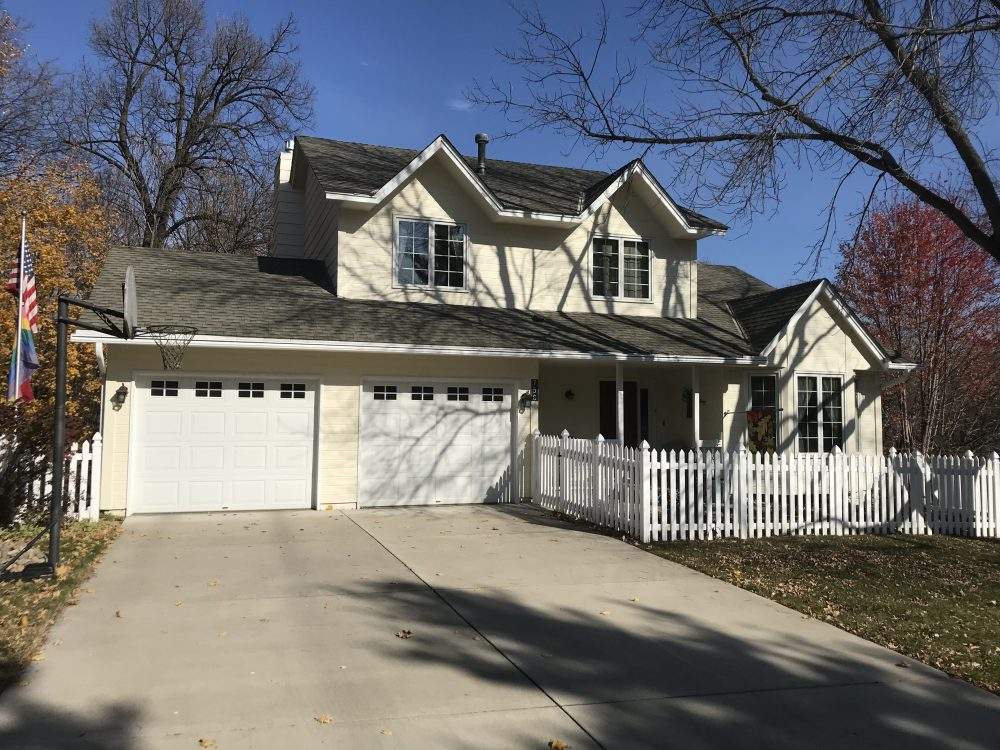 Residential Exterior Painting Project