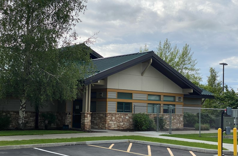 Idaho Department of Lands exterior painting by CertaPro Painters of Spokane, WA