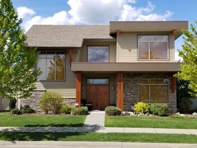 Exterior house painting in Spokane
