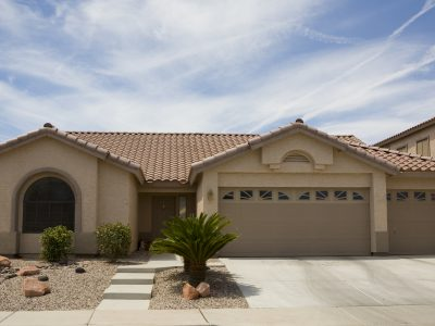 Exterior House Painting by CertaPro Painters of Summerlin, NV