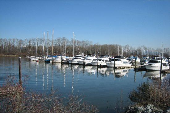 Dock in Ladner