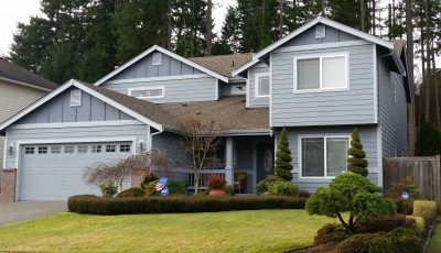 Residential Painting by CertaPro Painters of Tacoma
