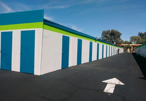 Commercial Exterior Painting Tempe