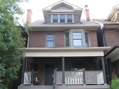 Exterior house painting by CertaPro painters in High Park