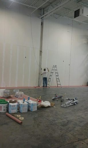 Drywall Commercial Project