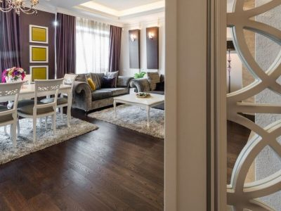 Large Condo With Accents