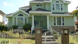 Exterior house painting in Kerrisdale by CertaPro Painters of Vancouver, BC