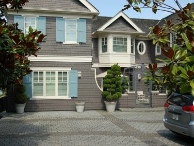 Exterior house painting in Point Grey, BC by CertaPro Painters