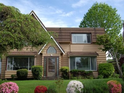 Exterior painting by CertaPro house painters in West Side, Vancouver