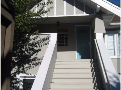 Exterior painting by CertaPro house painters in Mount Pleasant, BC