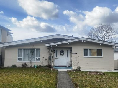 Professional Sunset, BC Exterior Painting