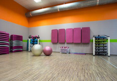 Gym Interior - Virginia Beach, VA