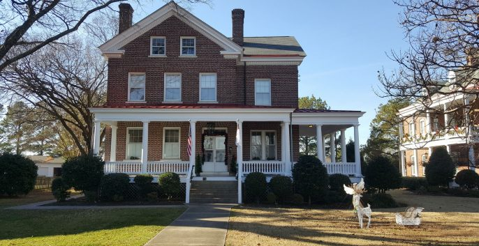 Fort Monroe Exterior Painting