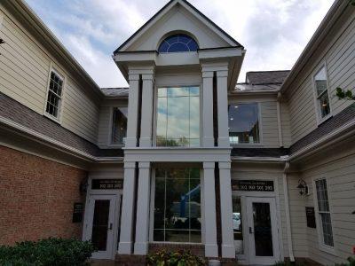 Commercial Building Painting - Williamsburg, VA