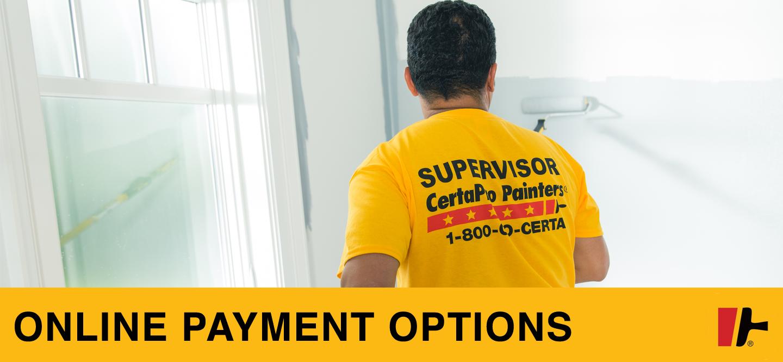 certapro online payment