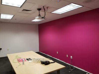 retail store painting company west hartford ct