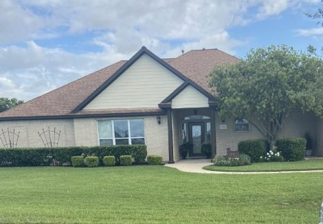 Exterior House Painting in Houston, TX