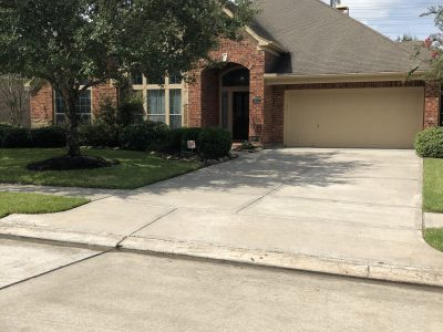 Residential Painting Project Completed by CertaPro Painters of West Houston