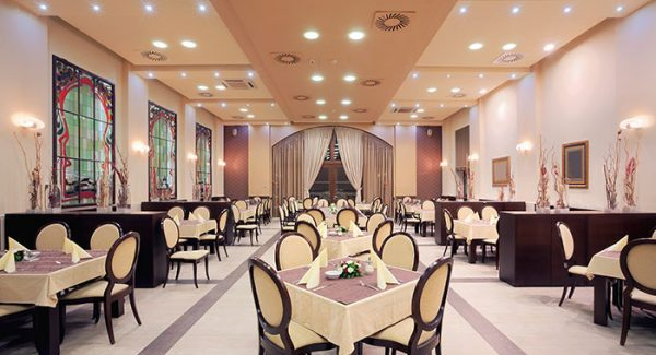 hospitality painting services