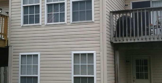 townhouse painting services