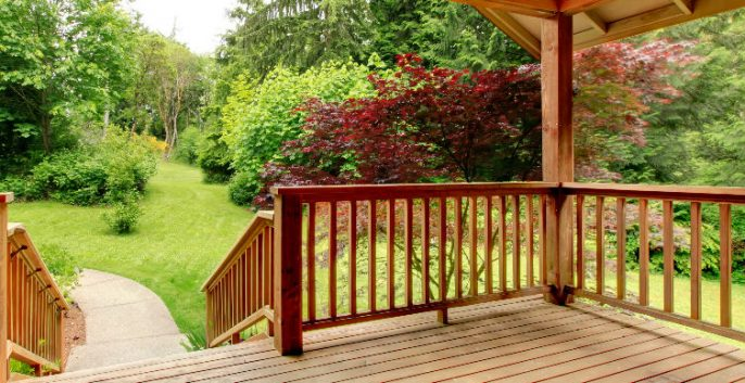 Check out our Deck Painting and Staining