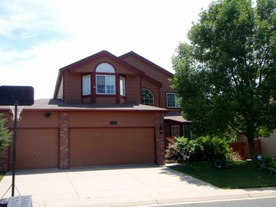 Exterior painting by CertaPro house painters in Westminster, CO