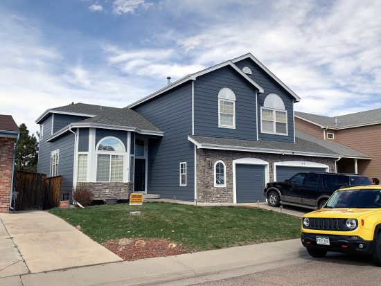 Exterior House Painting Northglenn, Colorado