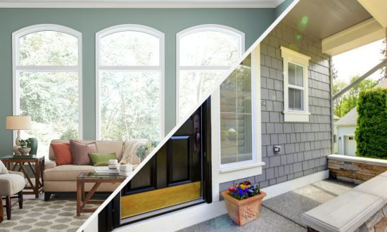 Interior and exterior painting clean up