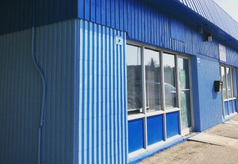 West Kildonan - Commercial Painting Project