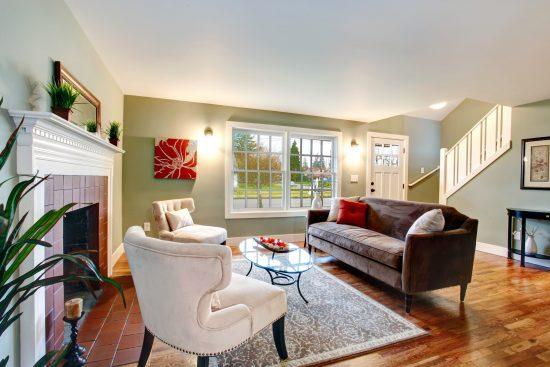Residential Living Room Painters Winston-Salem, NC