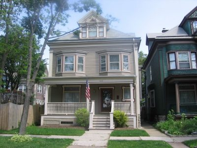 Exterior house painting by CertaPro house painters in Buffalo, NY