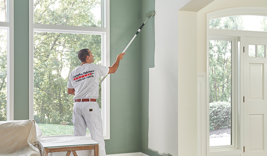 Schedule a free estimate with CertaPro Painters