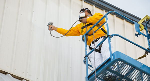 Check out our Commercial Painting