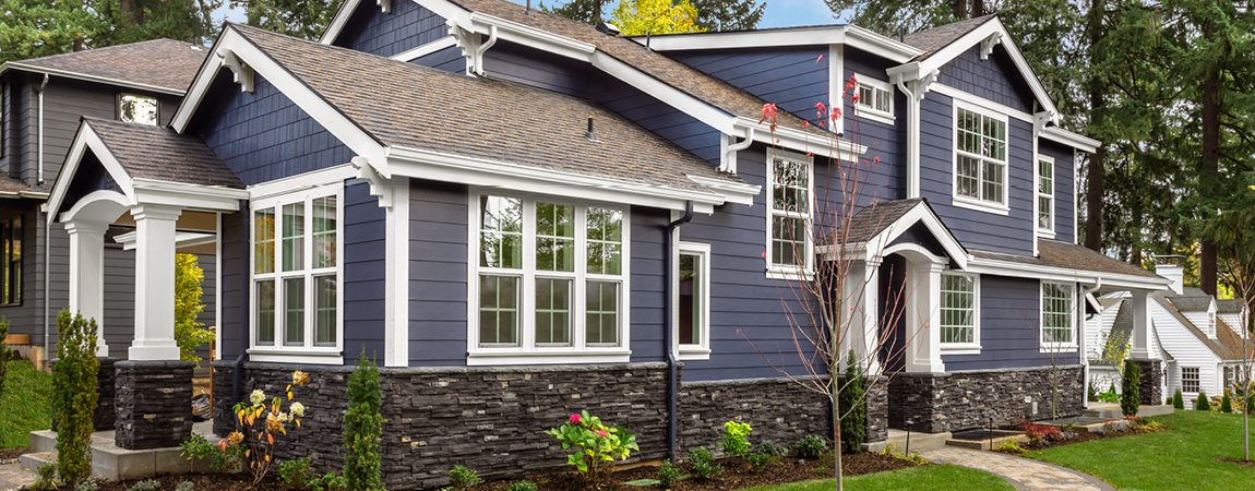 Don't Count Out Bold Paint Colors For Your Home's Exterior