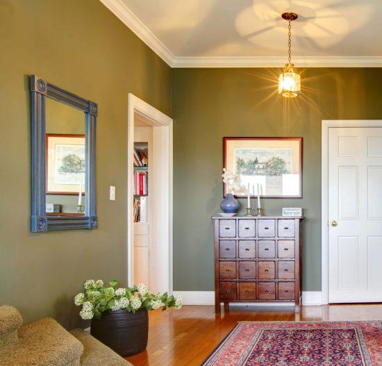 hallway painting ideas