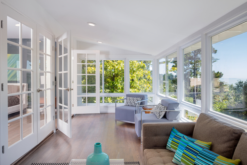 Sunroom Paint Makeovers Brighten Up Your Sunny Spot