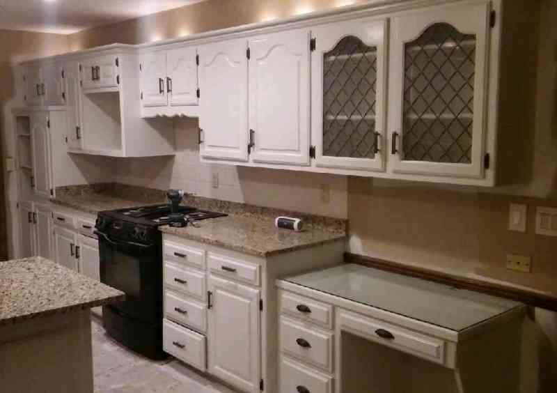 Kitchen Cabinet Painting Contractors